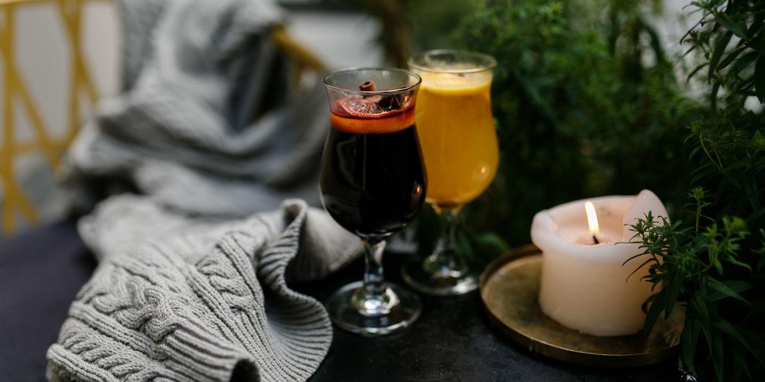 Нові глінтвейни та гарячі напої